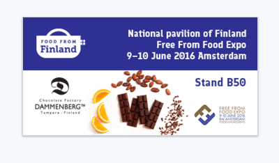 Free From Food Expo Amsterdamissa 9.–10.6.